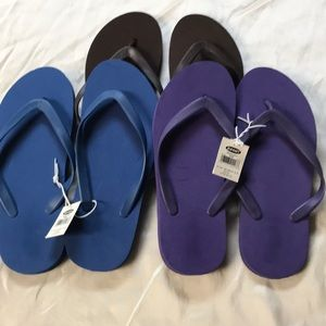 NWT Bundle of 3 Pairs of Old Navy Sandals